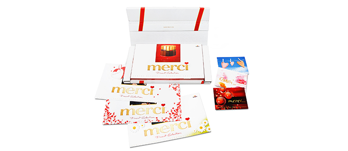 <h3>Storck/Merci</h3><p>Personalized chocolate greeting</p><p>Design personal merci messages and send them directly to the chosen recipient.</p>