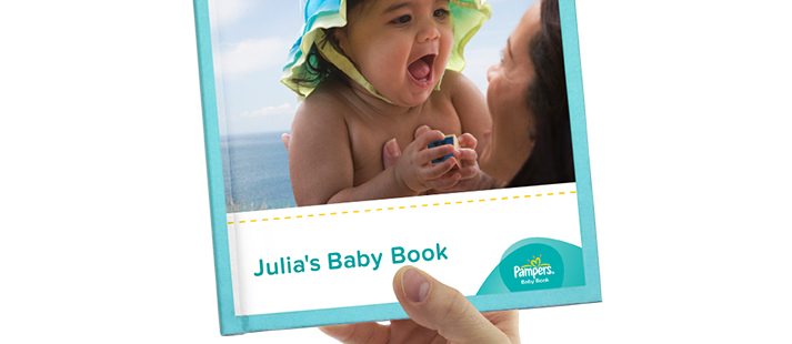 <h3>Baby Book by Pampers</h3><p>App for digital photo book</p><p>Pampers Baby Book app makes it possible for parents to gather their baby pictures and memories in one place.</p>