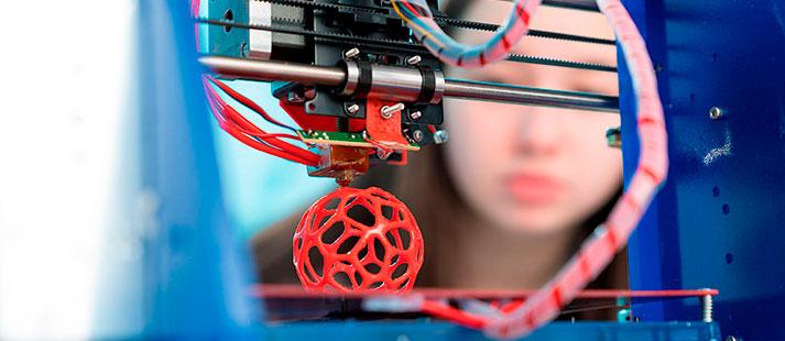 <h3>Distributionscenter för 3D-skrivare</h3><p>Globala leveranser.</p>