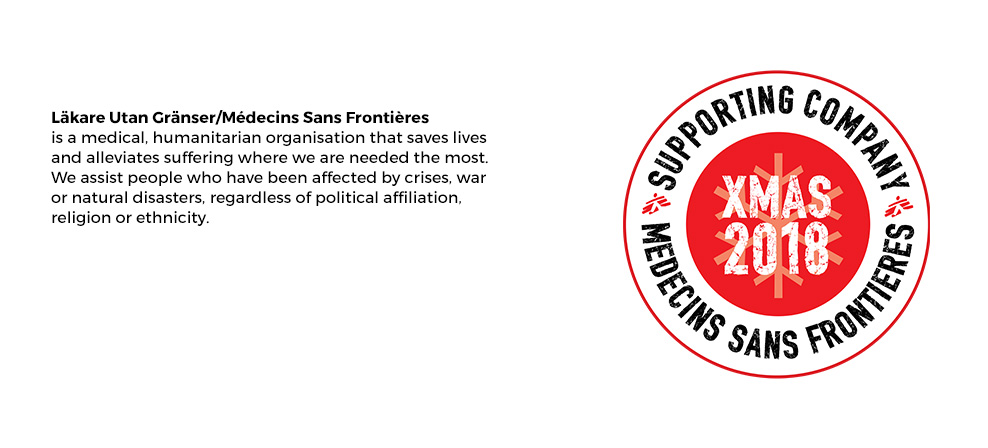 <FONT color=#e40613>Elanders supports<BR>Médecins Sans Frontières</FONT>