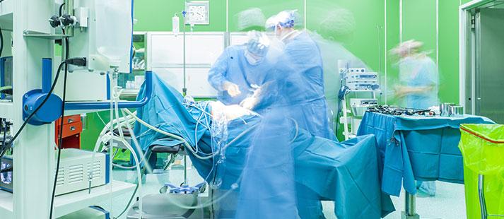<h3>Försörjningskedja för sjukvårdsprodukter</h3><p>Full spårbarhet och kontroll från tillverkning till leverans.</p>