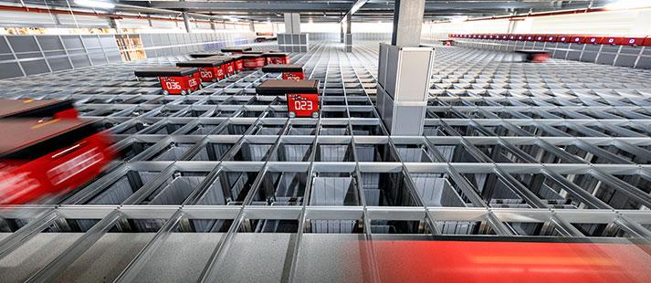 <h3>Auto Store – Automatiserat lager</h3><p>Multikanalverksamhet och automatiserat lagersystem.</p>