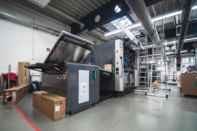 HP Indigo 12000   Elanders Print & Packaging