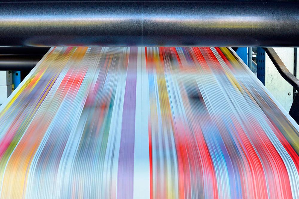 Elanders Poland - Web Offset Printing