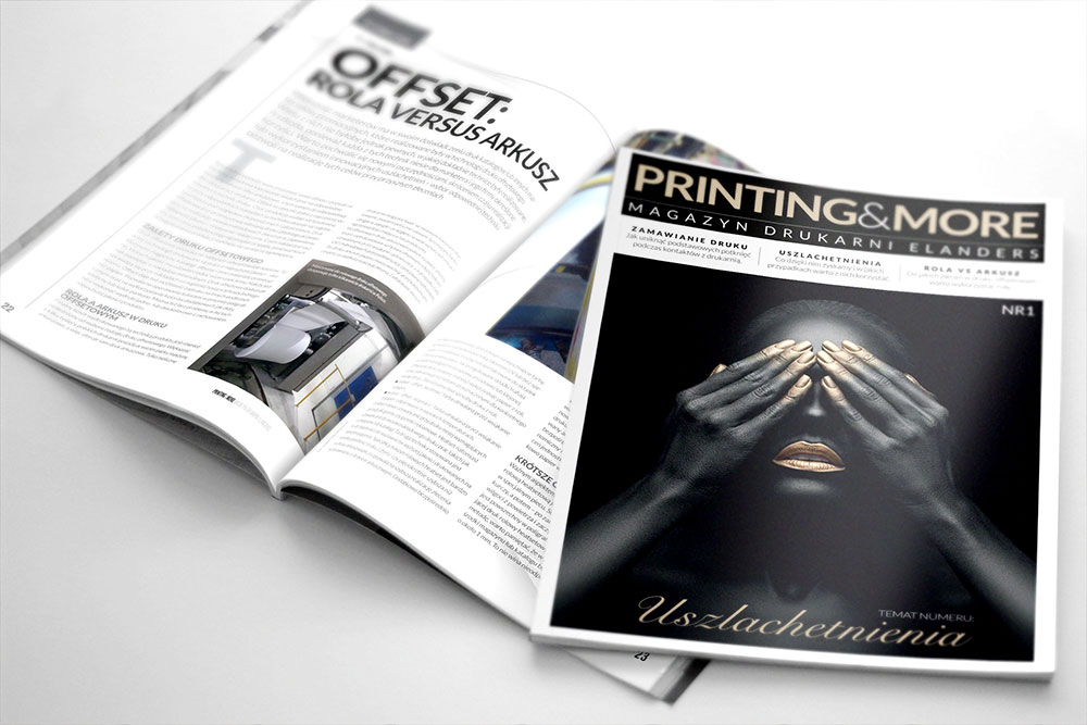 Elanders Poland Magazine Printing & More